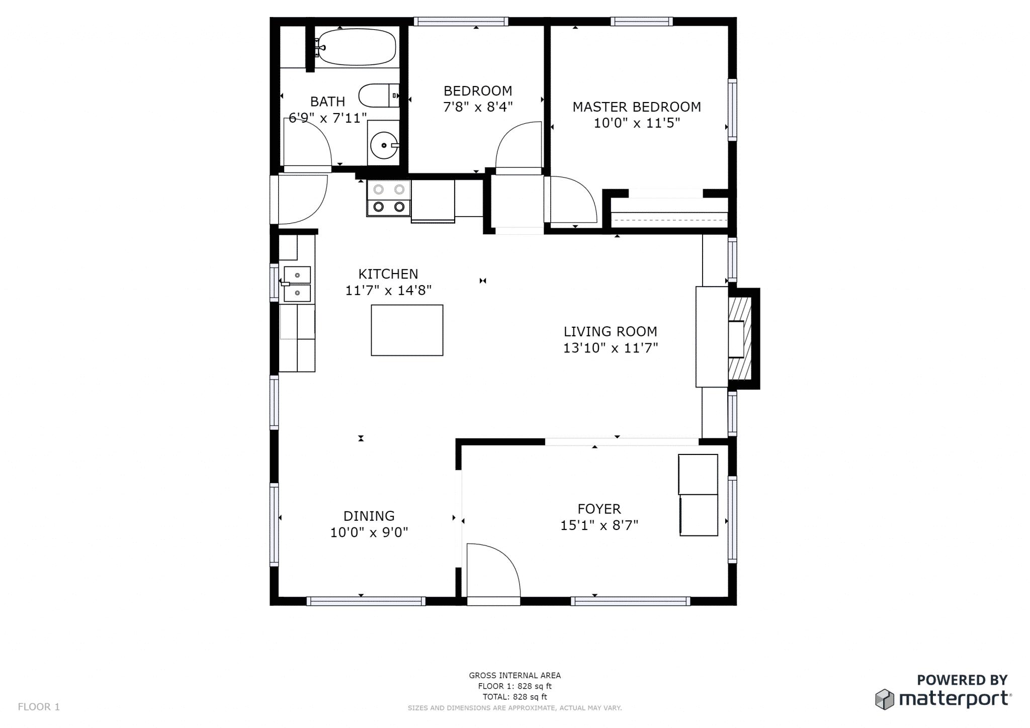 Jacob Floor Plan