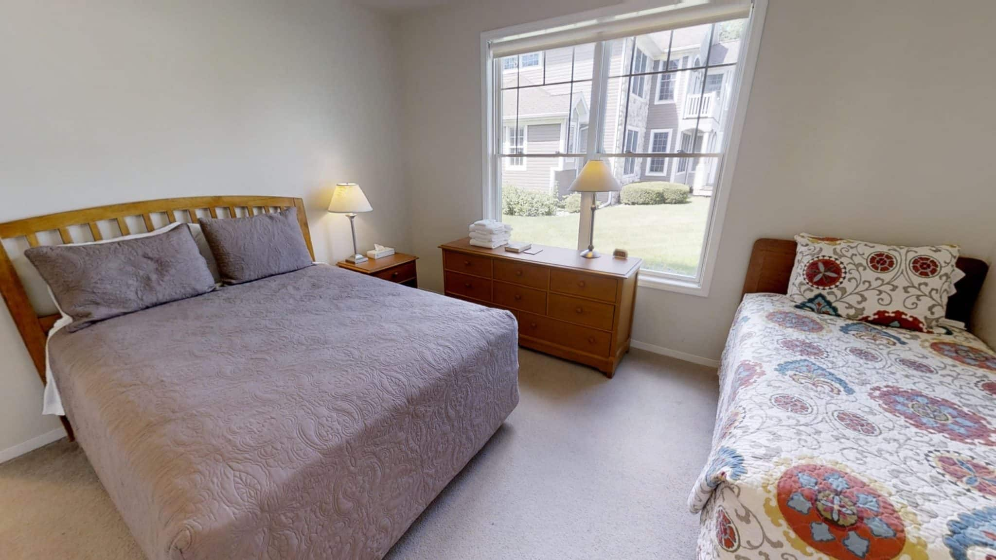 James Down Bedroom